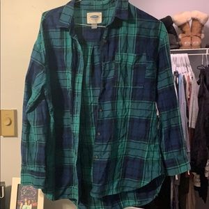 Old Navy Flannel. Size L